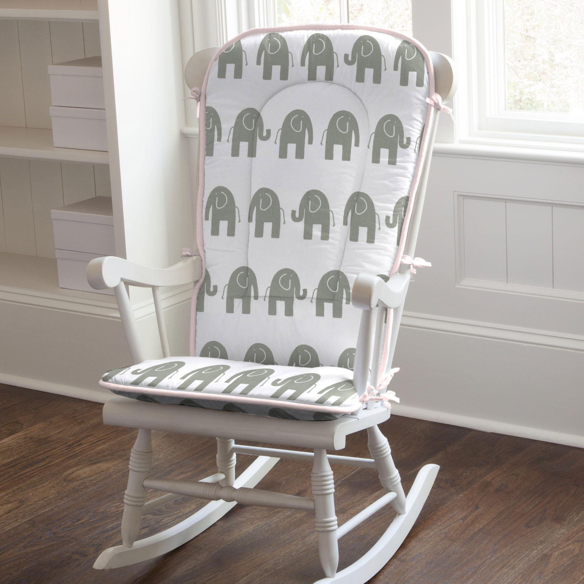 Rocking Chair Cushions Nursery | Rocking Chair Cushion | Rocking Chair Seat Cushion