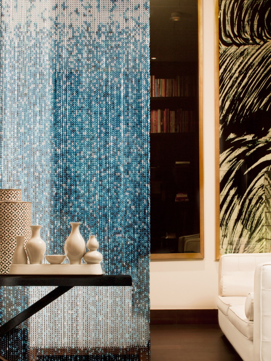 Room Divider Curtains | Drapes to Separate Rooms | Curtain Wall Divider