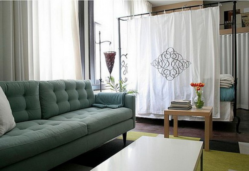 Room Divider Curtains | Separator Curtains | Dividing A Room With Curtains