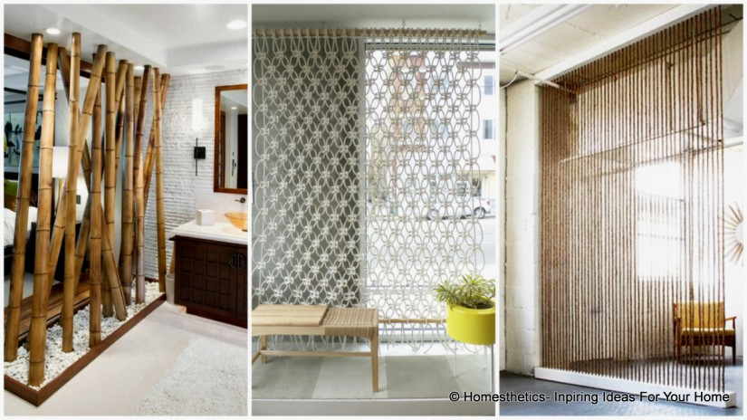 Room Dividers Diy | Ideas For Partitioning A Room | Room Dividers Diy