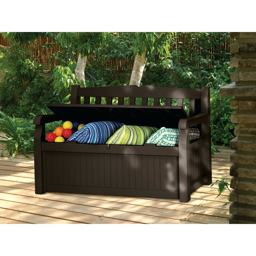 Rubbermaid Storage Bench | Rubbermaid Deck Storage | Extra Large Deck Box