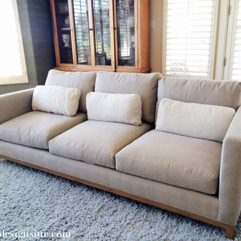 Sectional Crate And Barrel | Crate And Barrel Couch | Crate And Barrel Lounge Sofa Reviews