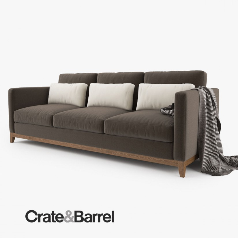 Sectional Crate And Barrel | Crate And Barrel Sofa Reviews | Crate And Barrel Couch