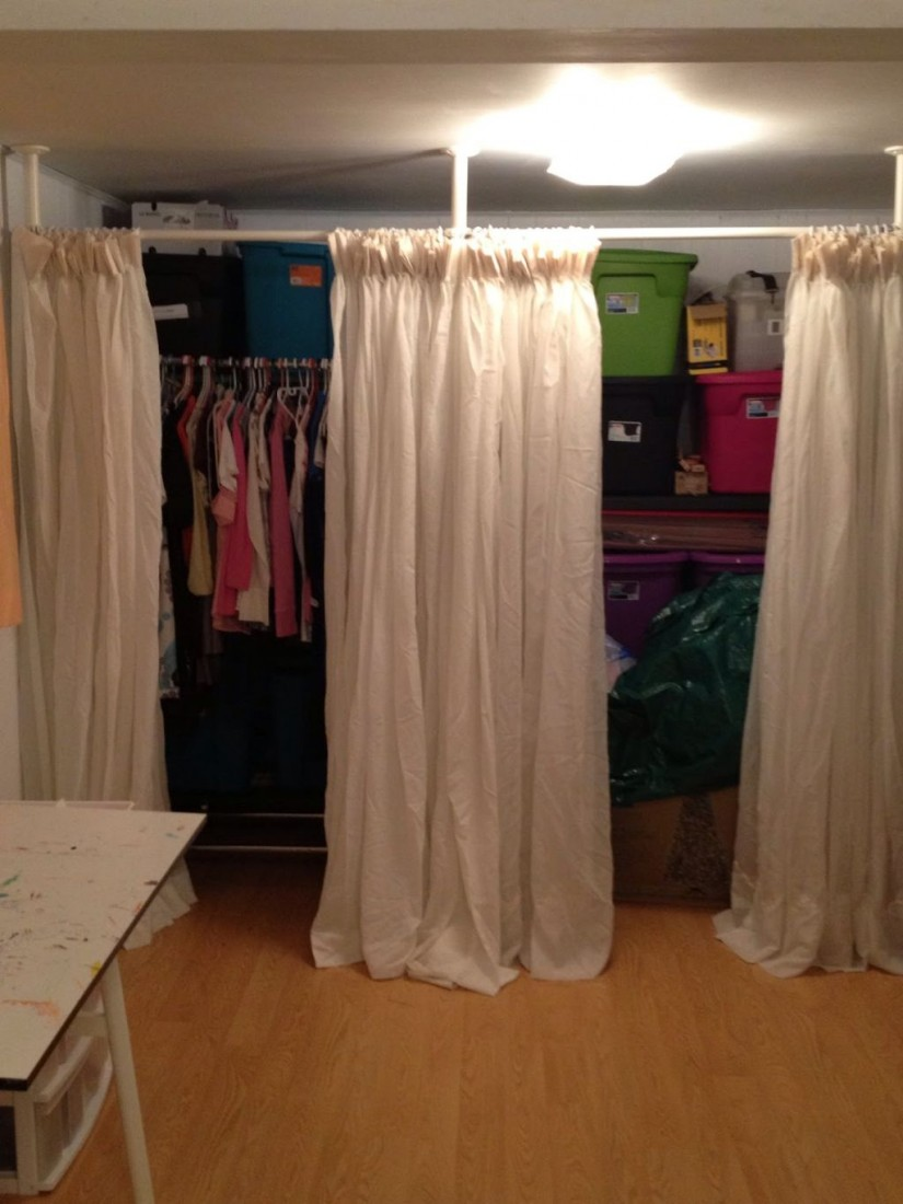Separator Curtains | Curtain Partitions | Room Divider Curtains