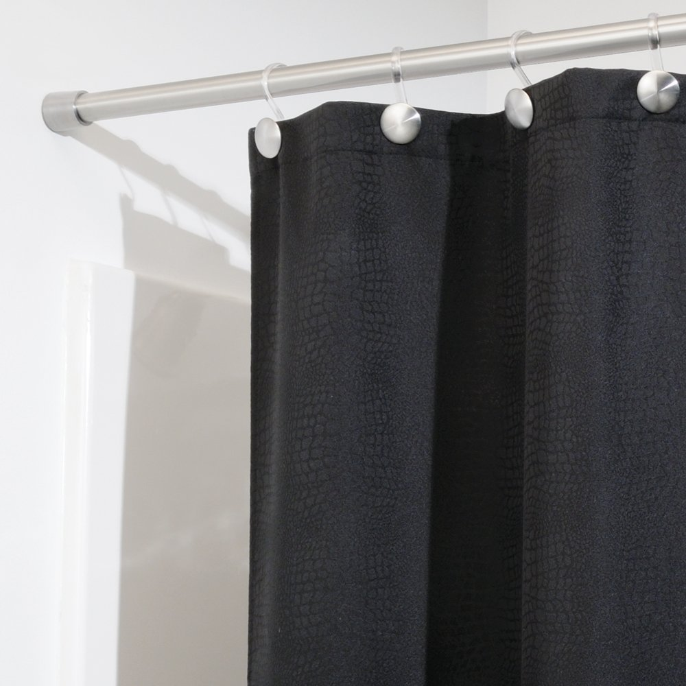 Shower Curtain Pole | Shower Curtain Tension Rod | Double Shower Curtain Tension Rod