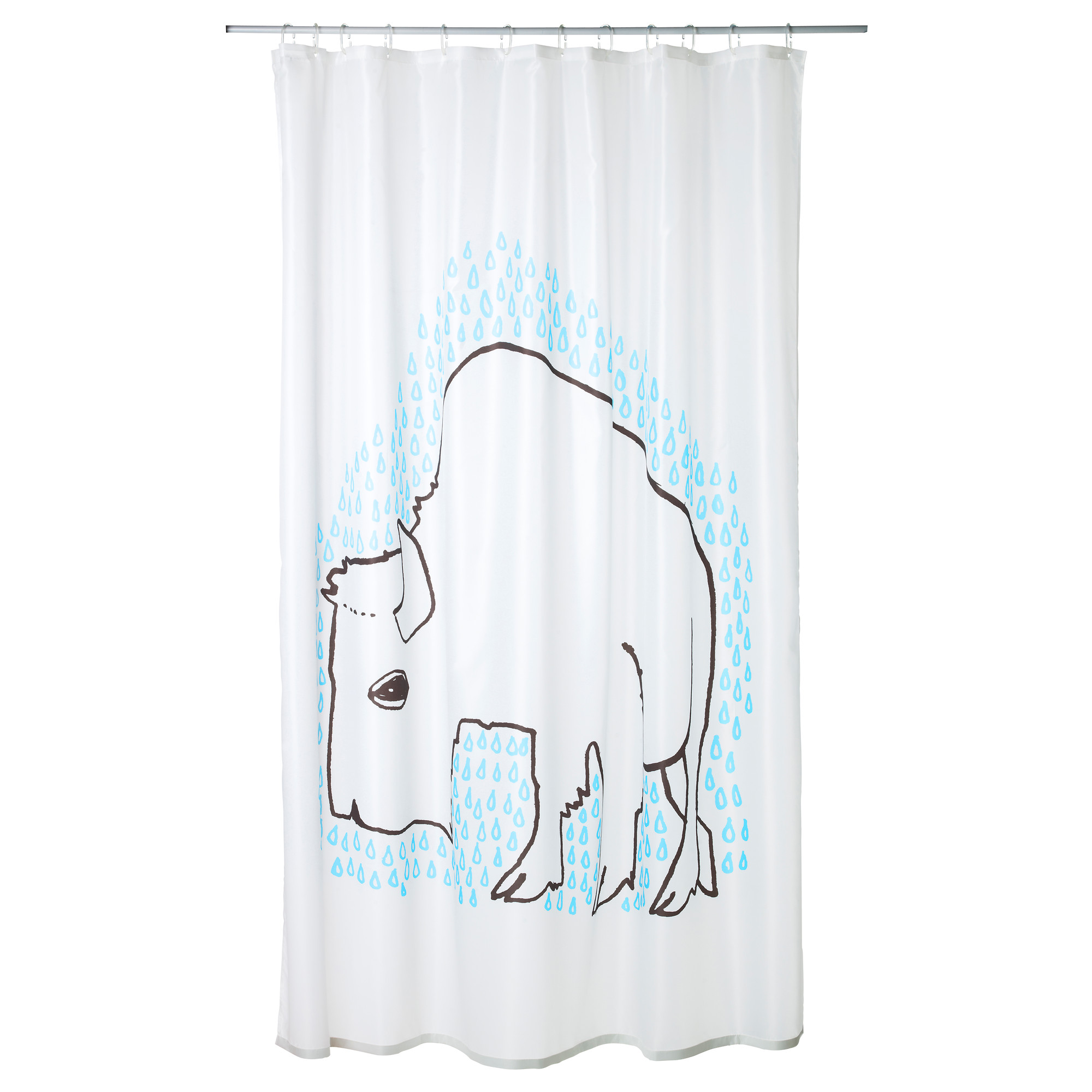 Shower Curtain Rail | Ikea Shower Curtain Hooks | Ikea Shower Curtain