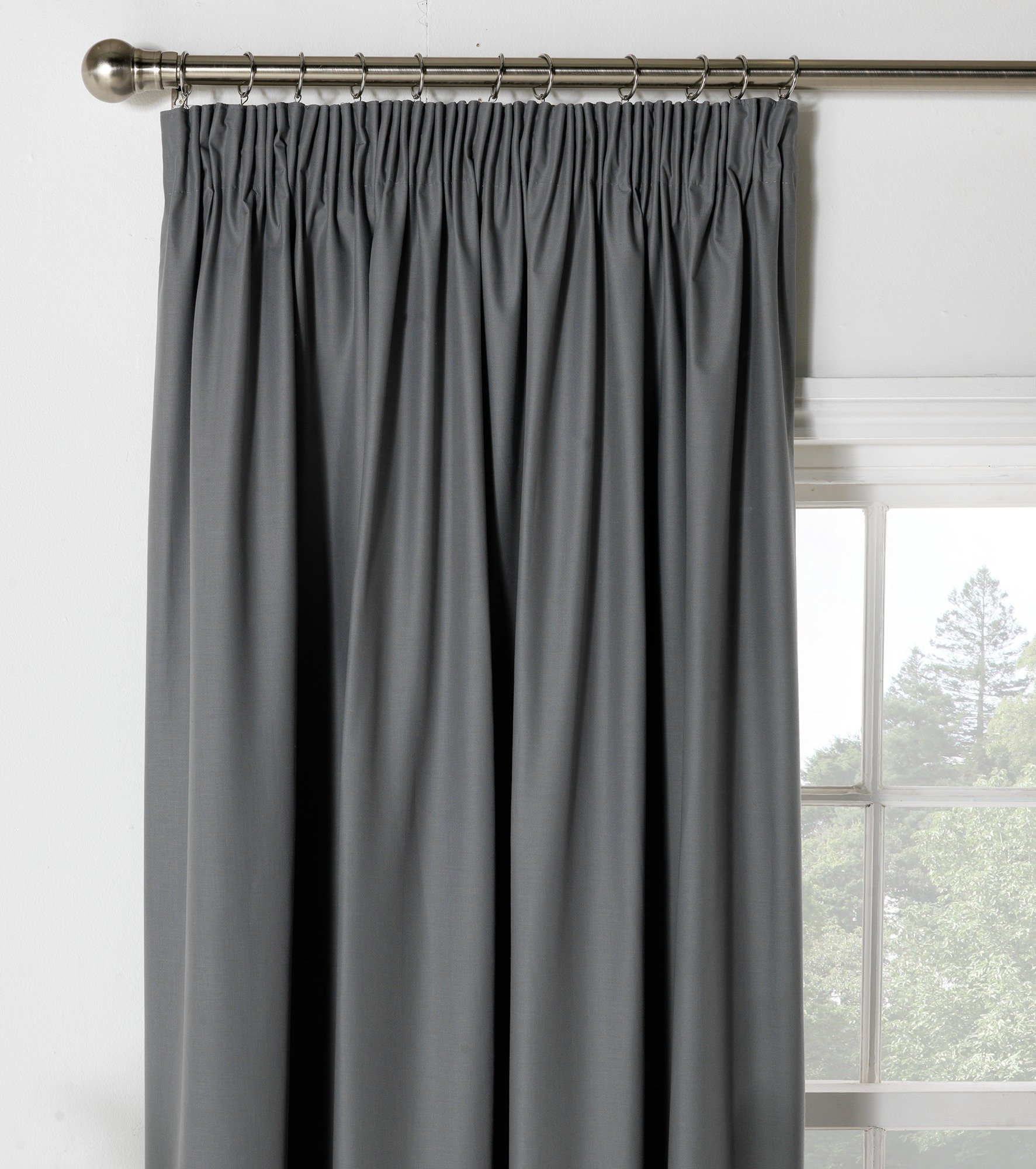 Shower Curtain Tension Rod | Mounted Shower Curtain Rod | Extra Long Shower Curtain Rod Tension