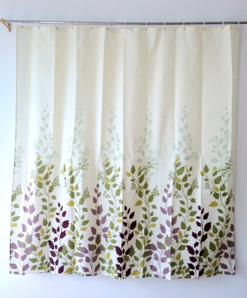 Shower Curtains For Curved Rods | Curved Shower Curtain Rod Tension | Shower Curtain Tension Rod
