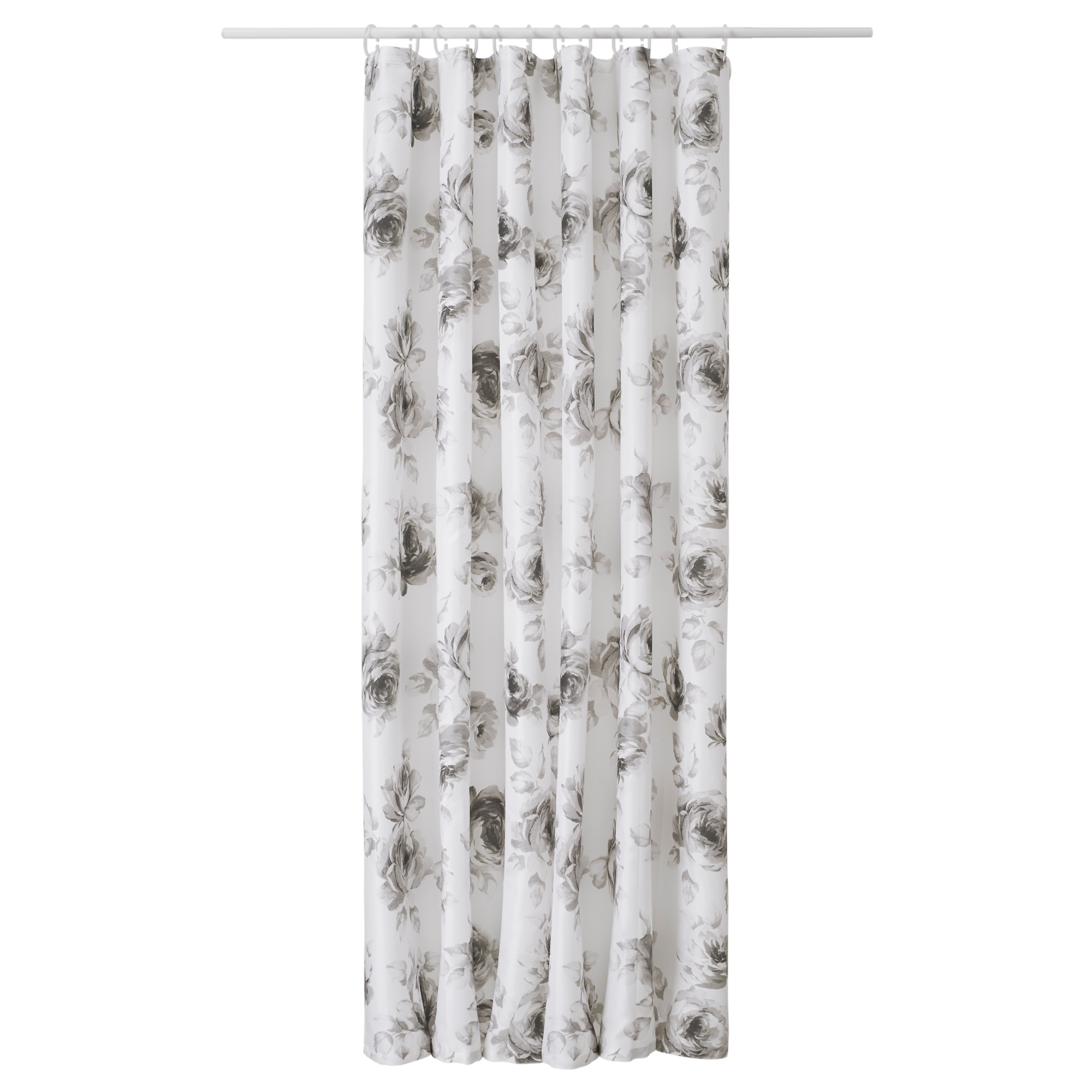 Ikea Shower Curtain for Best Your Bathroom Decoration: Single Stall Shower Curtain | Transparent Shower Curtain | Ikea Shower Curtain