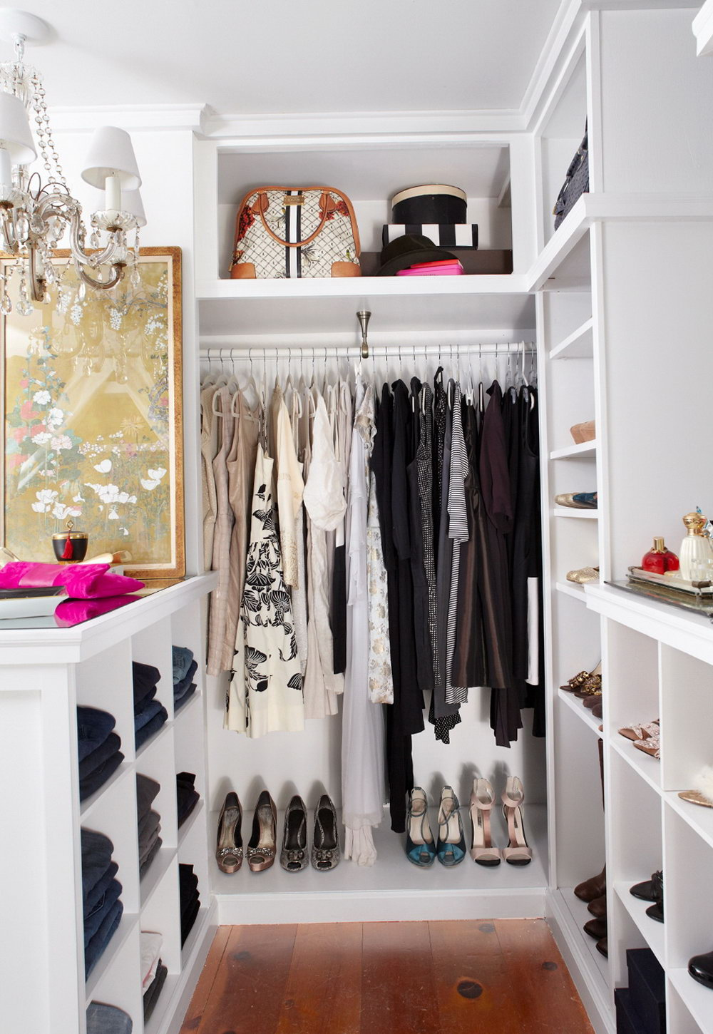 Small Walk In Closets | Diy Walk In Closet | Diy Walk In Closet Shelves