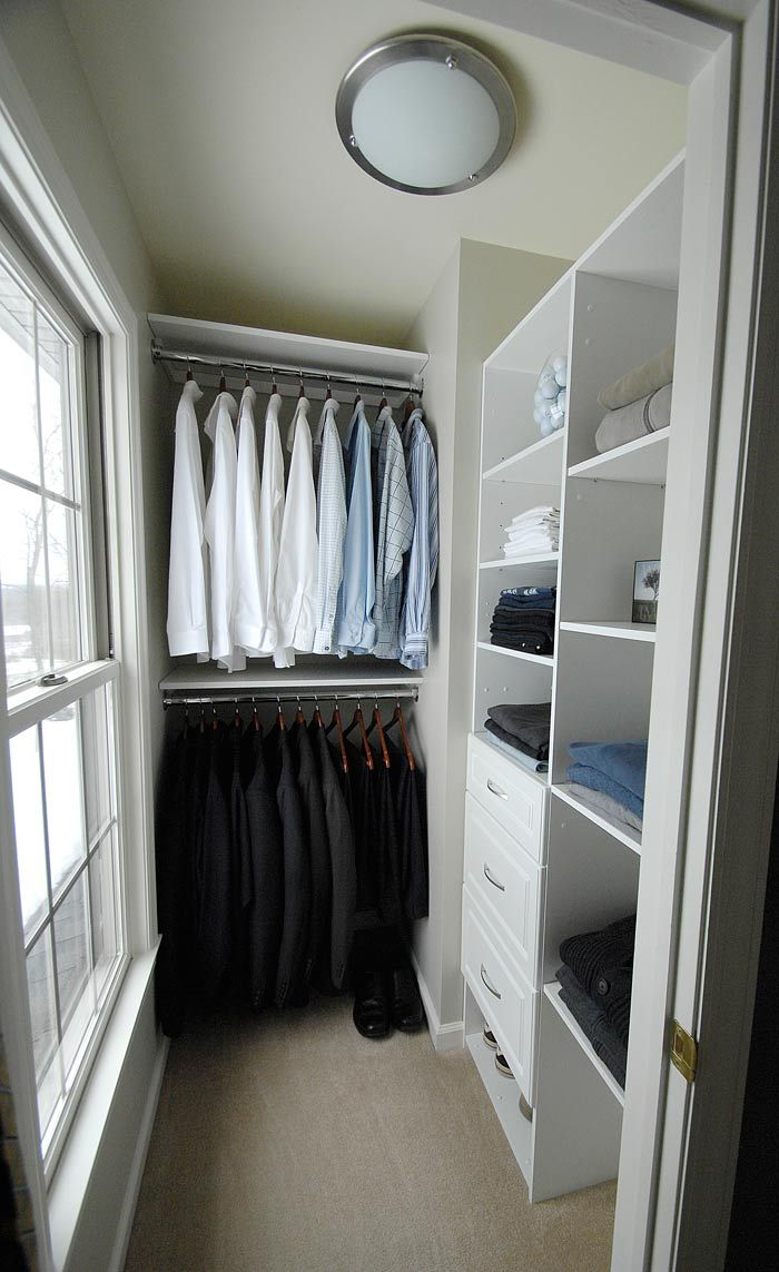 Small Walk in Closets | Walk in Closet Organization Systems | Diy Walk in Closet