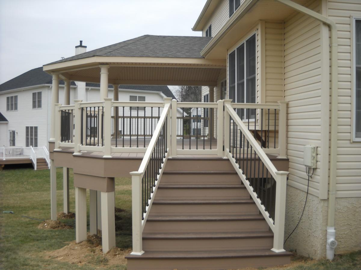Stair Stringer Dimensions | Deck Stair Calculator | Build Deck Stairs