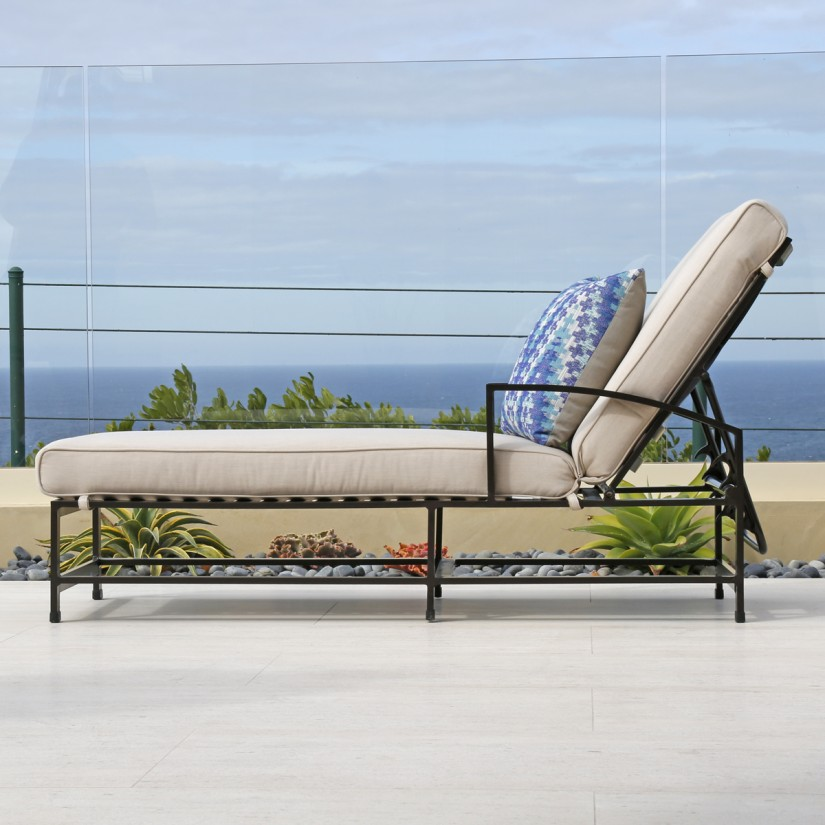 Sunbrella Chaise Lounge Cushions | Chaise Lounge Outdoor Cushions | Sunbrella Chaise Cushions