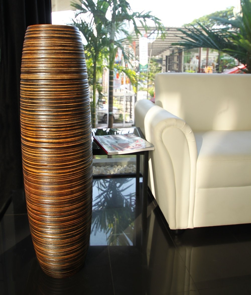 Tall Floor Vases for Sale | Extra Large Floor Vases | Tall White Floor Vase