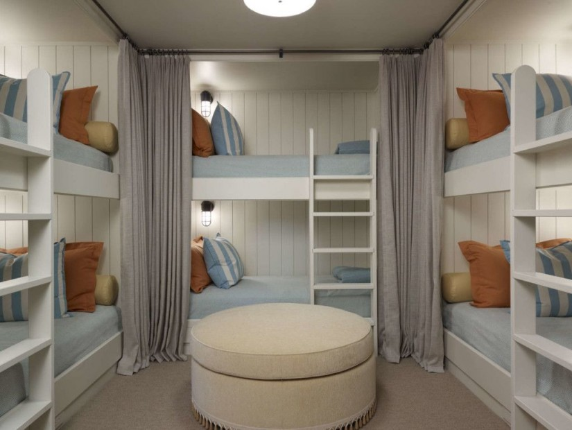 Tent Loft Bed | Bunk Bed Curtains | Bunk Bed Rods