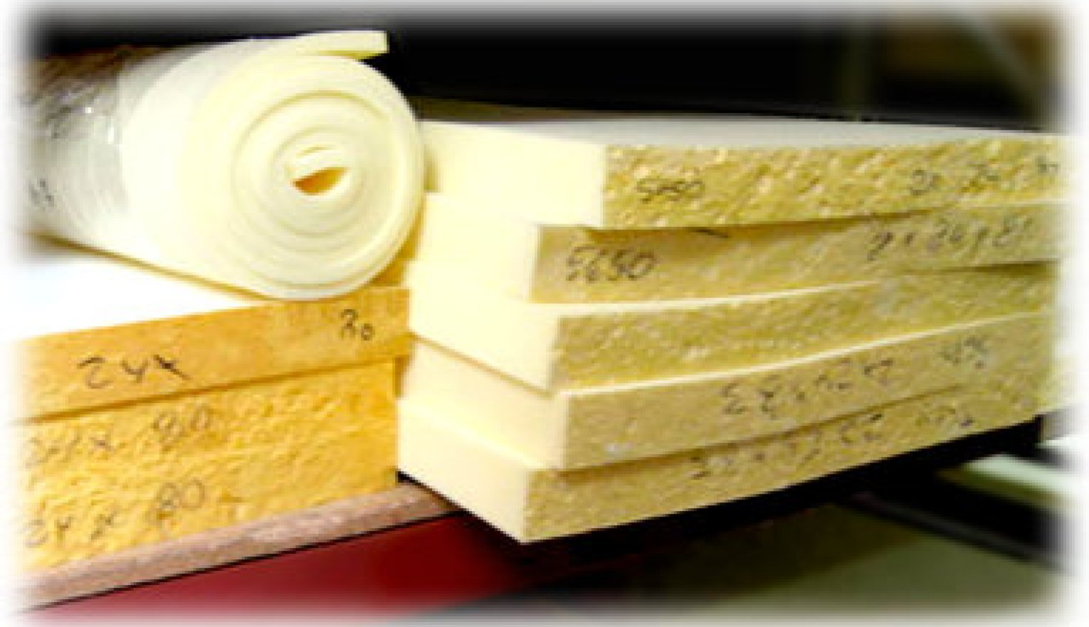 Thick Foam Padding | High Density Upholstery Foam | Firm Upholstery Foam