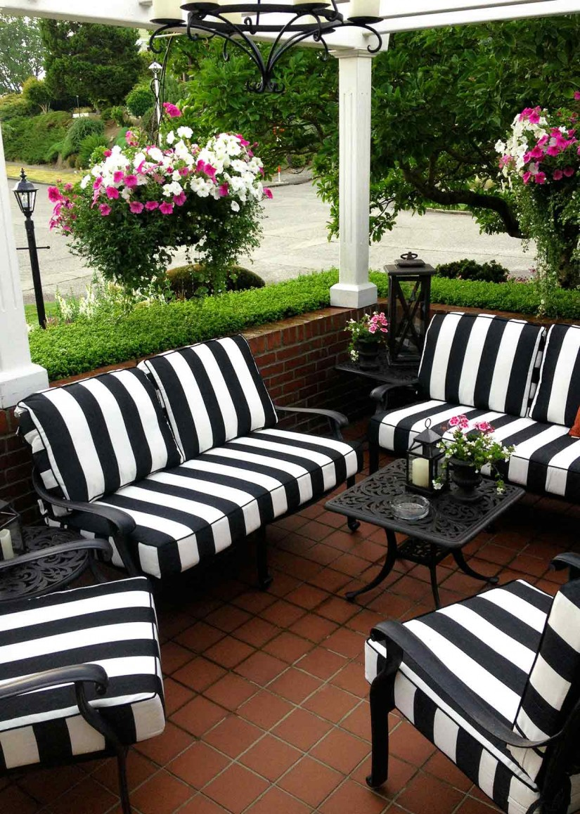 Thin Chaise Lounge Cushions | Sunbrella Outdoor Chaise Cushions | Sunbrella Chaise Cushions
