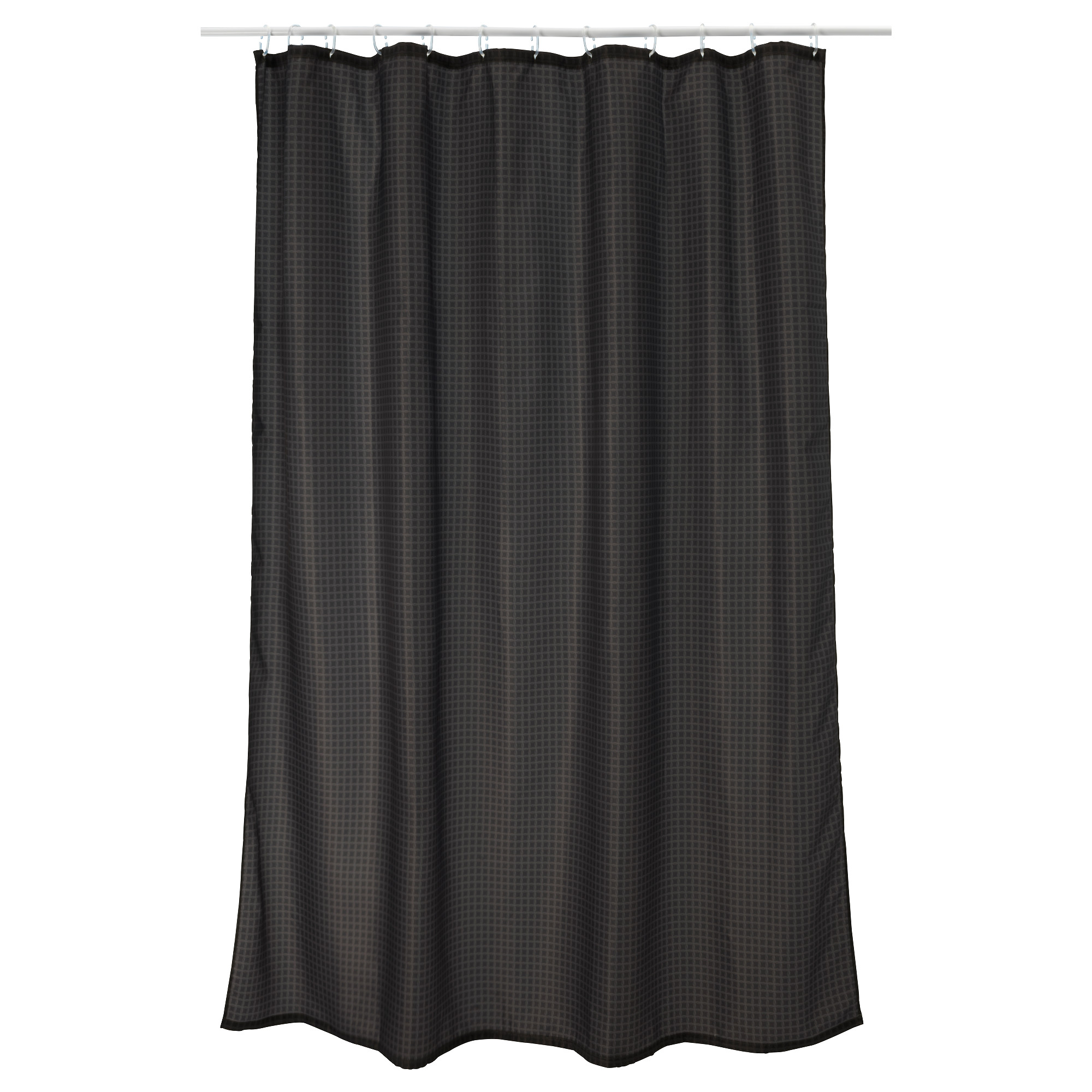 Tvingen Shower Curtain | Ikea Shower Curtain | Bathroom Curtain Rods