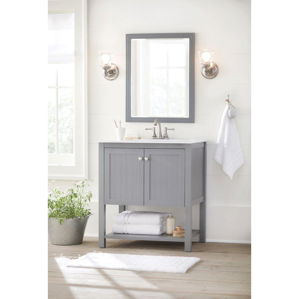 Vanity Home Depot for Bathroom Cabinets Design Ideas: Vanity Home Depot | Home Depot Bathroom Vanities 30 | Home Depot Laundry Vanity