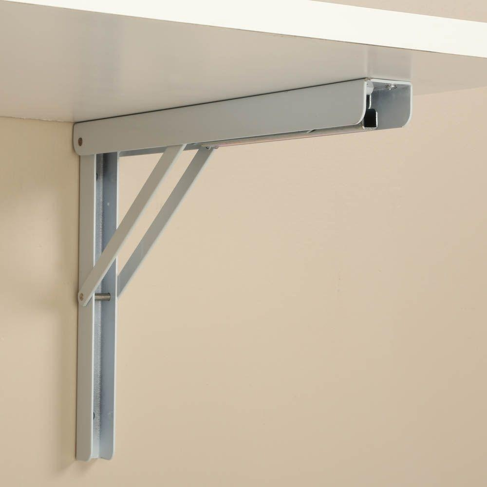 Wall Mounted Folding Workbench | Collapsable Work Bench | Retractable Workbench