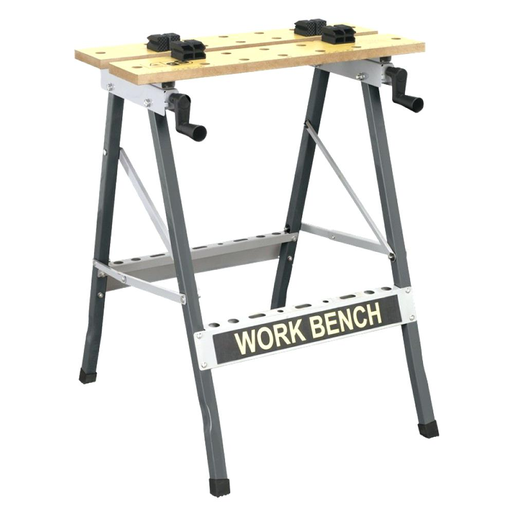 Wall Mounted Folding Workbench | Fold Down Workbench | Fold Down Workbench Plans Free