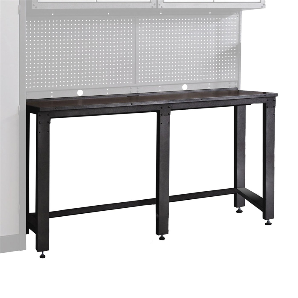 Wall Mounted Hinged Workbench | Workbench Wall Mounted | Wall Mounted Folding Workbench