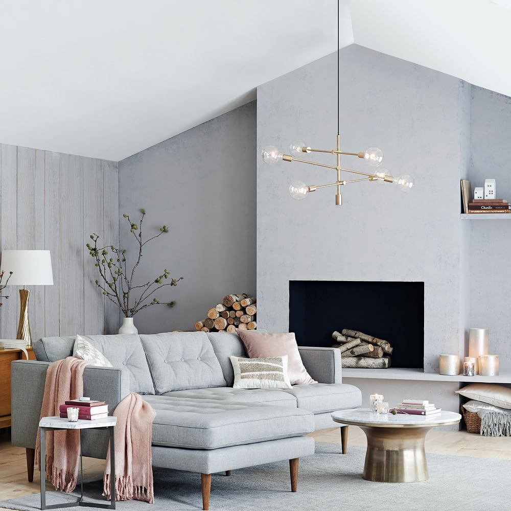 West Elm Chandelier | Capiz Chandelier West Elm | How to Take Down Chandelier