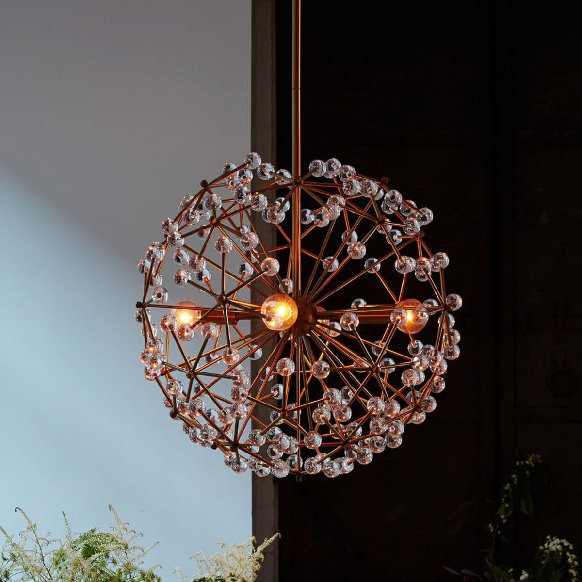 West Elm Chandelier | Dining Room Chandeliers Modern | Chandelier Mounting Kit