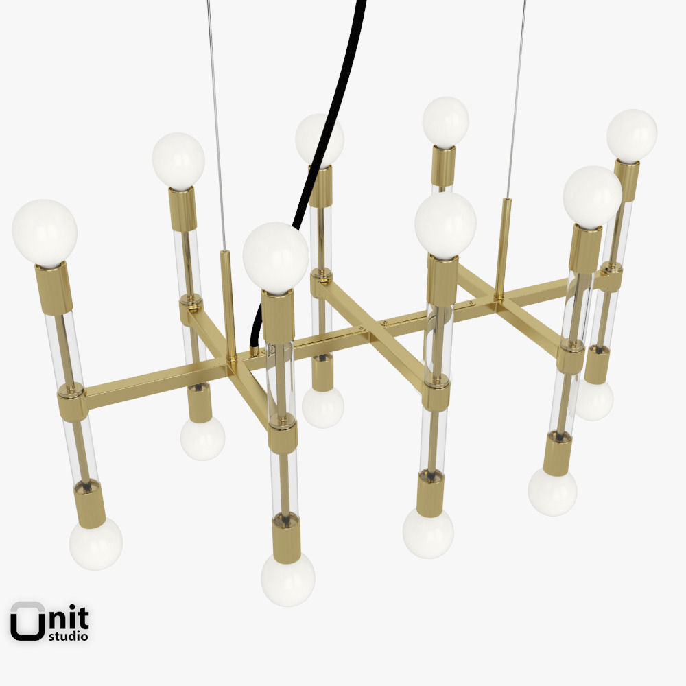 West Elm Chandelier | Pottery Barn Ceiling Light Fixtures | Modern Vintage Chandelier