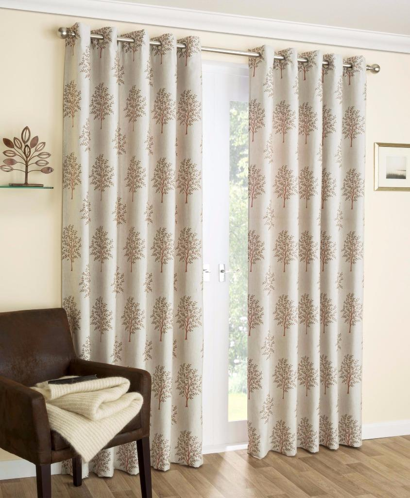 White and Coral Curtains | Embroidered Curtains | Better Homes and Gardens Embroidered Sheer Curtain Panel