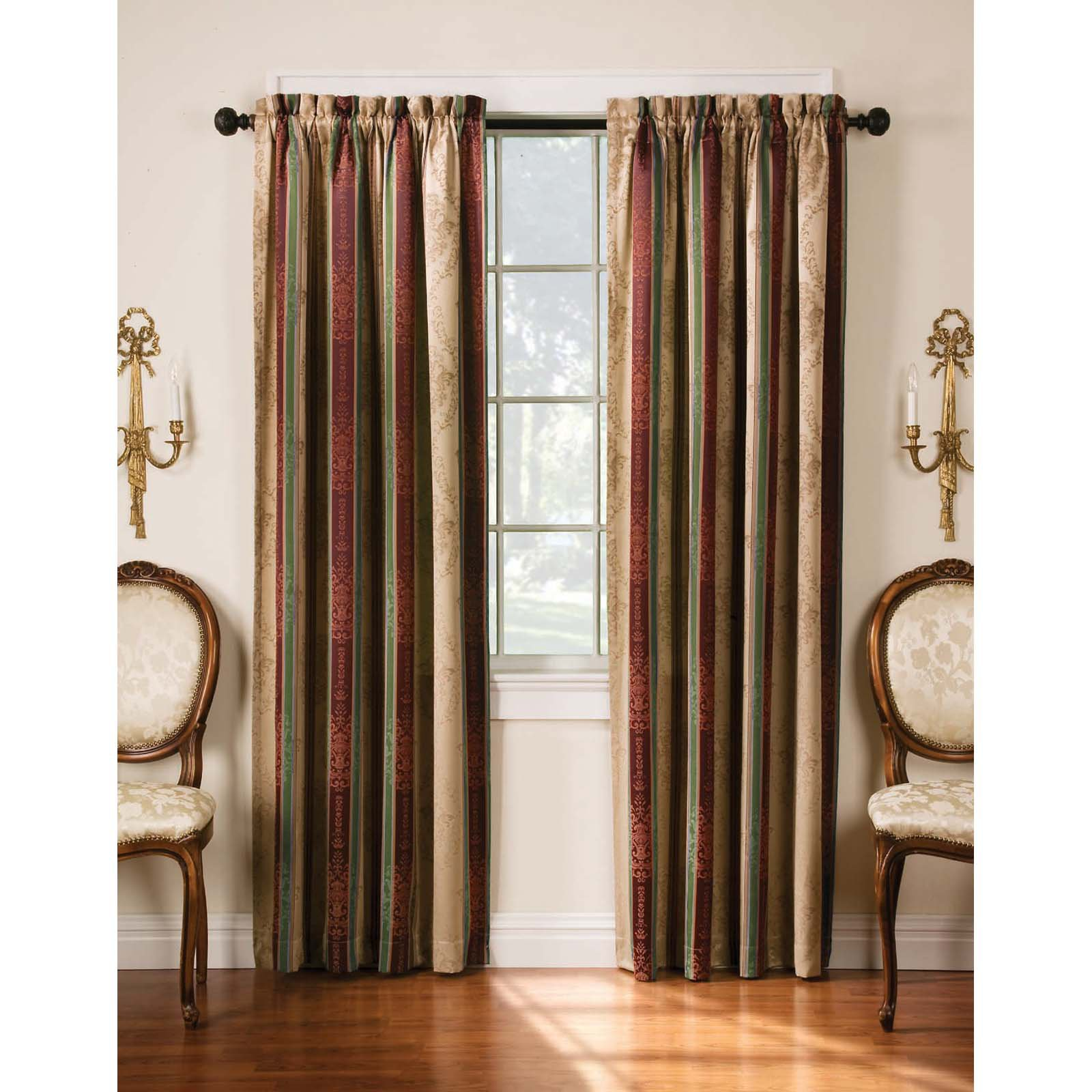 White Light Blocking Curtains | Cheap Blackout Curtains | Drapes with Blackout Lining