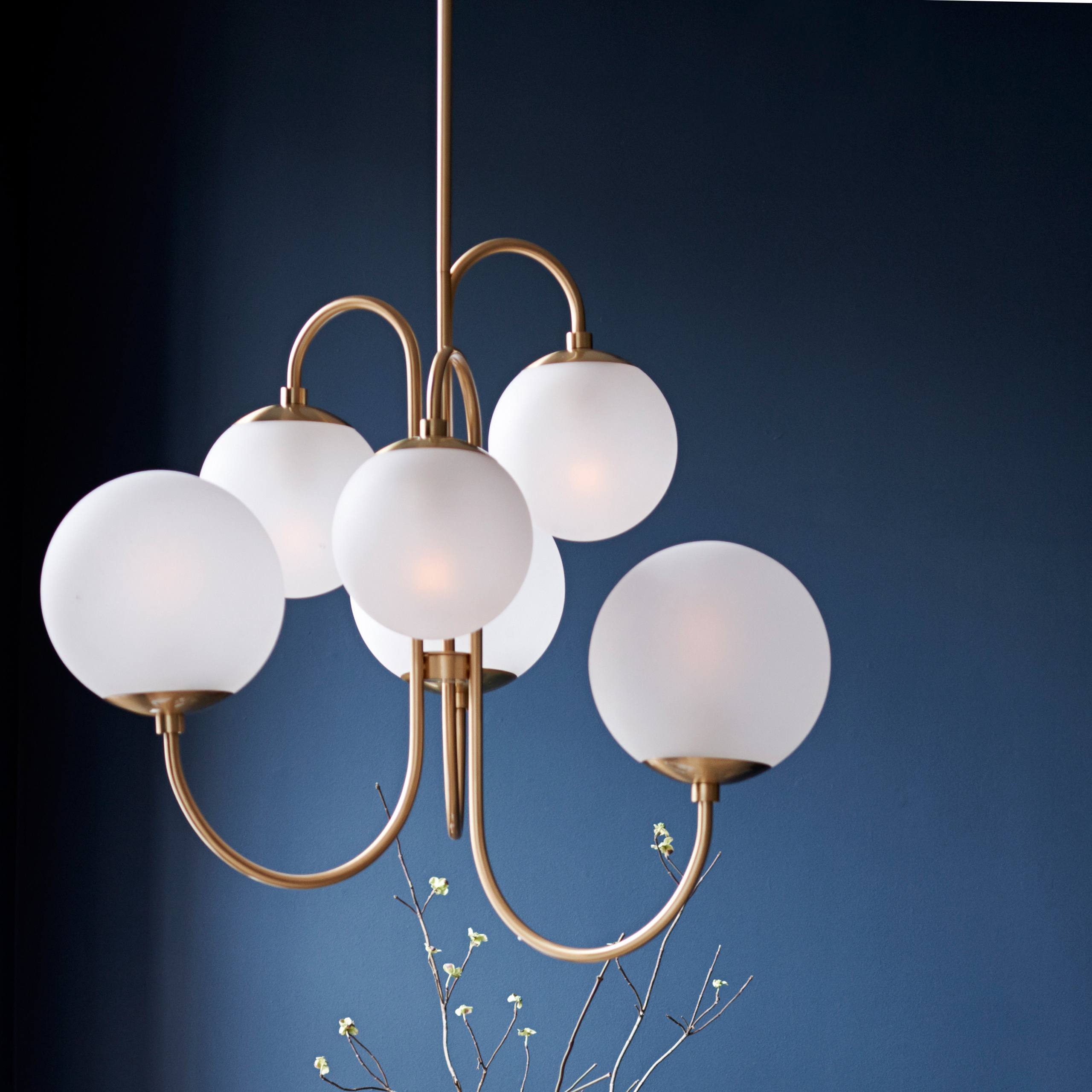 William Sonoma Lighting | West Elm Chandelier | West Elm Pendant
