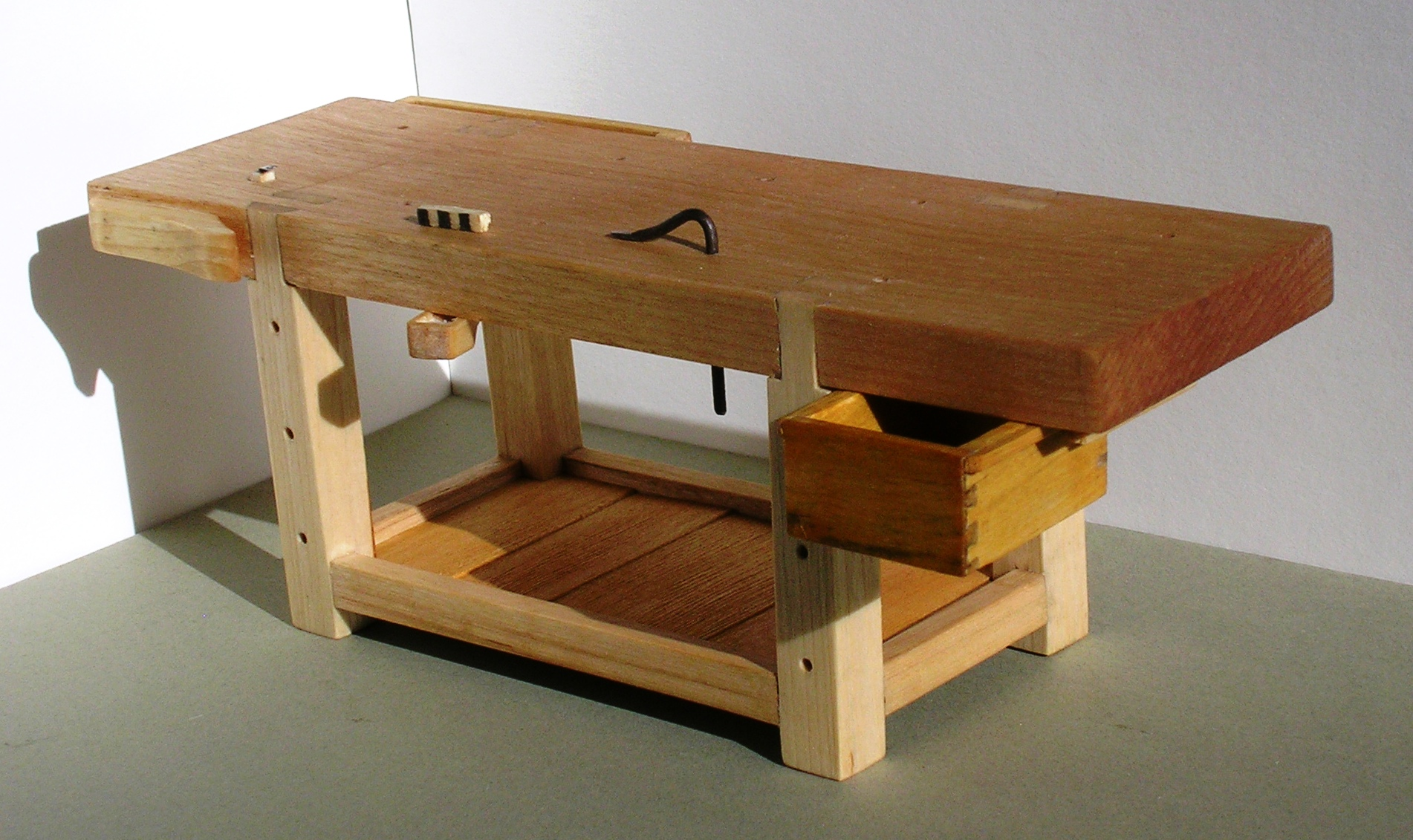 Work Bench Leg | Work Bench Legs | Workbench Drawer Kit