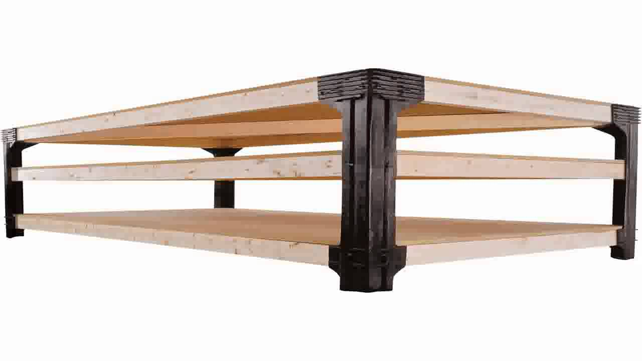 Work Bench Legs for Best Your Workspace Furniture Design: Work Bench Legs | Standard Height For A Workbench | Workbench Drawer Kit