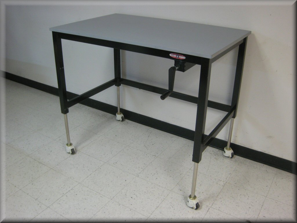 Work Bench Legs | Workbench Legs with Casters | Workbench Table Legs